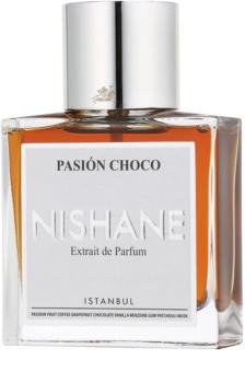 Nishane Pasión Choco extrato de perfume unissexo