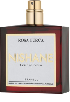 Nishane Rosa Turca parfüm kivonat teszter unisex 50 ml