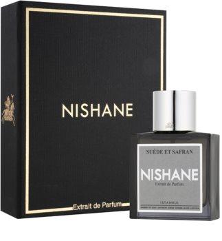 Nishane Suede et Safran extract de parfum unisex 50 ml