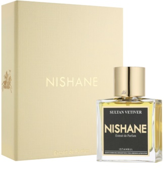 Nishane Sultan Vetiver extract de parfum unisex 50 ml