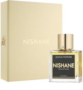 Nishane Sultan Vetiver Perfume Extract unisex 50 ml