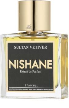 Nishane Sultan Vetiver parfüm kivonat unisex 50 ml