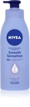 Nivea Smooth Sensation hidratantno mlijeko za tijelo  za suhu kožu