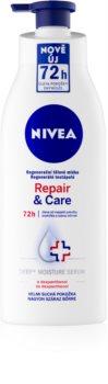 Nivea Repair & Care regeneracijski losjon za telo za ekstra suho kožo