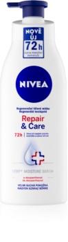 Nivea Repair & Care Відновлююче молочко для тіла для дуже сухої шкіри