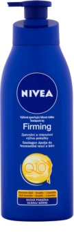 Nivea Q10 Plus Firming Body Milk For Dry Skin