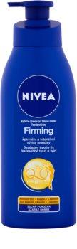 Nivea Q10 Plus зміцнююче молочко для тіла для сухої шкіри