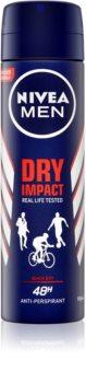 Nivea Men Dry Impact Deodorant Spray