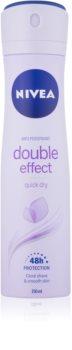 Nivea Double Effect antiperspirant ve spreji 48h