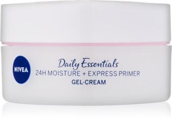 Nivea Make-up Starter prebase-crema con textura ligera para pieles secas y sensibles