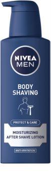 Nivea Men Protect & Care telové mlieko po holení