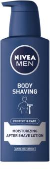 Nivea Men Protect & Care молочко для тіла після гоління