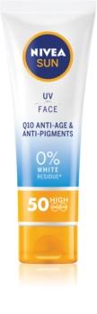 Nivea Sun Anti-Rimpel Zonnebrandcrème SPF 50