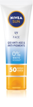 Nivea Sun crema abbronzante antirughe SPF 50