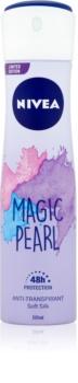 Nivea Magic Pearl Antiperspirant Spray 48h