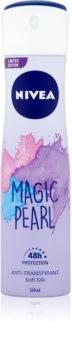 Nivea Magic Pearl antiperspirant v pršilu 48 ur