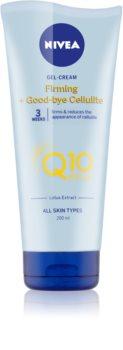 Nivea Q10 Plus gel corporal reafirmante anticelulite