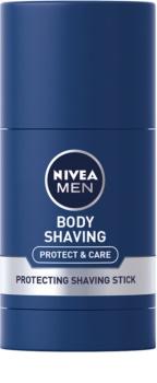 Nivea Men Protect & Care scheerzeep voor het lichaam