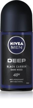 Nivea Men Deep antitraspirante roll-on 48 ore