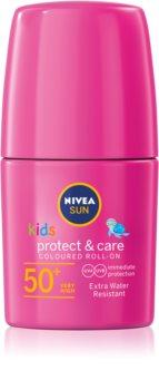 Nivea Sun Kids Lotiune pentru protectie solara , rezistenta la apa, pentru copii SPF 50+