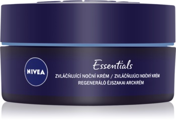 Nivea Aqua Effect nočna regeneracijska krema za normalno do mešano kožo