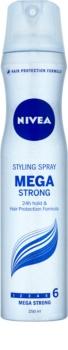 Nivea Mega Strong lak za lase z ekstra močnim utrjevanjem
