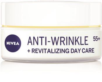 Nivea Anti-Wrinkle Revitalizing megújító nappali krém a ráncok ellen