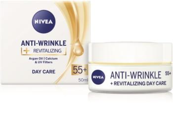 Nivea Anti-Wrinkle Revitalizing obnovujúci denný krém proti vráskam