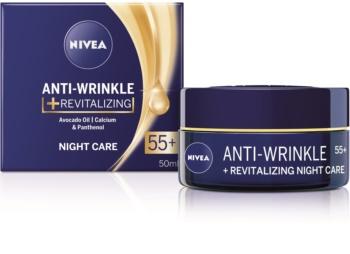 Nivea Anti-Wrinkle Revitalizing obnovující noční krém proti vráskám