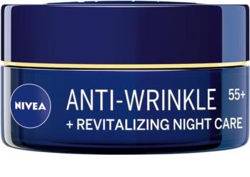 Nivea Anti-Wrinkle Revitalizing creme de noite renovador antirrugas