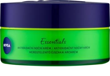 Nivea Urban Skin antioxidační noční krém s kyselinou hyaluronovou