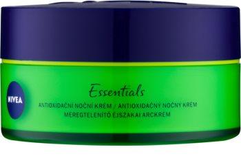 Nivea Urban Skin creme de noite anti-oxidante com ácido hialurónico