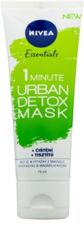 Nivea Urban Skin detoxikačná a čistiaca maska