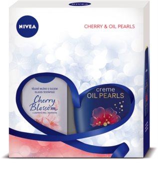 Nivea Creme Oil Pearls Cosmetic Set I.
