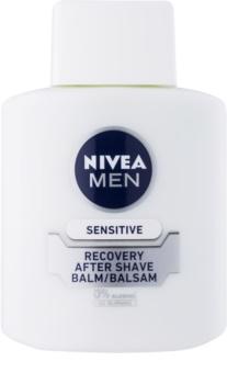 Nivea Men Sensitive balsam calmant dupa barbierit fara alcool
