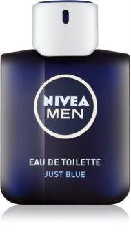 Nivea Men Just Blue Eau de Toilette für Herren 100 ml