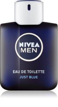 Nivea Men Just Blue toaletní voda pro muže 100 ml