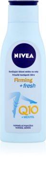 Nivea Q10 Plus Refreshing Body Lotion for Legs