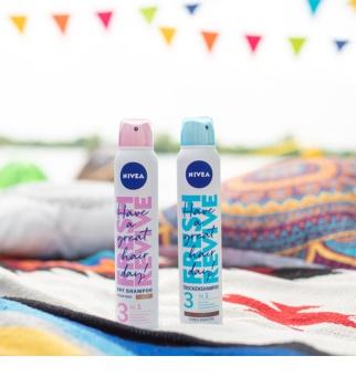 Nivea Fresh Revive osvěžující suchý šampon pro objem