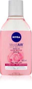 Nivea MicellAir  Rose Water dvojfázová micelárna voda
