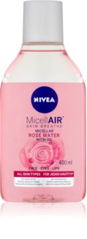Nivea MicellAir  Rose Water Two-Phase Micellar Water
