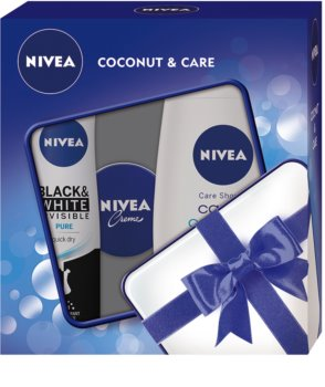 Nivea Creme Coconut косметичний набір I.