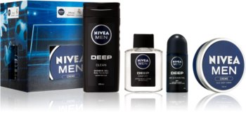 Nivea Men Deep Cosmetic Set I.