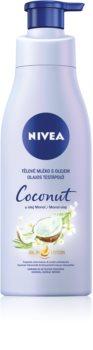 Nivea Coconut & Monoi Oil leche corporal con aceite
