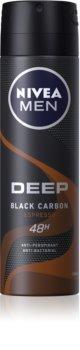 Nivea Men Deep Antiperspirant Spray for Men