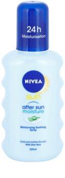 Nivea Sun After Sun спрей після засмаги