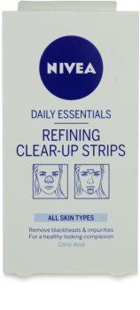 Nivea Aqua Effect adesivo facial de limpeza