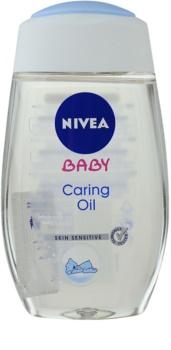 Nivea Baby олійка для догляду за шкірою