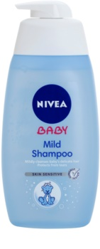 Nivea Baby nežen otroški šampon