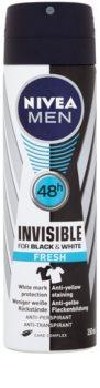 Nivea Men Invisible Black & White antiperspirant ve spreji